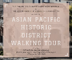 Walking Tour of Asian Pacific Historic District