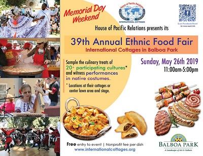 39th Annual Ethnic Food Fair