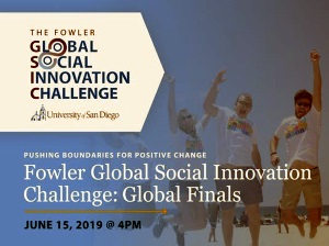 Fowler Global Social Innovation Finals